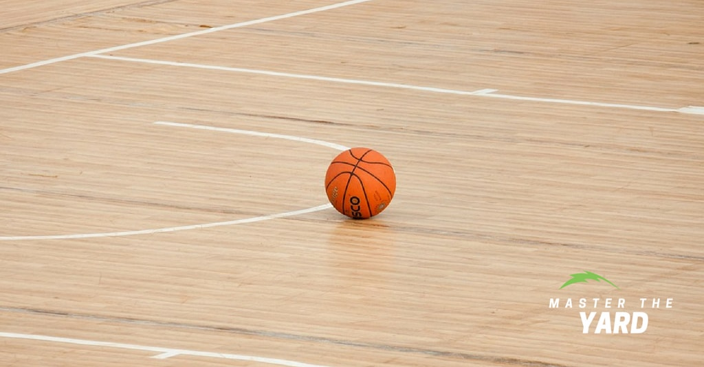 What S The Difference Between Indoor And Outdoor Basketball Court Master The Yard